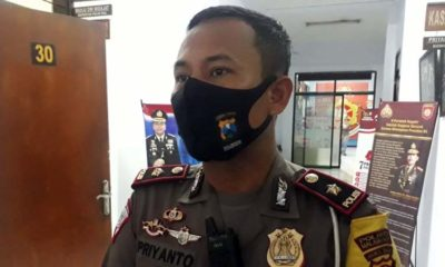 Kasat Lantas Polresta Malang Kota Kompol Priyanto. (gie/ dokumen)