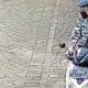 Foto pelaku yang tertangkap Kamera CCTV. (Ist FB)