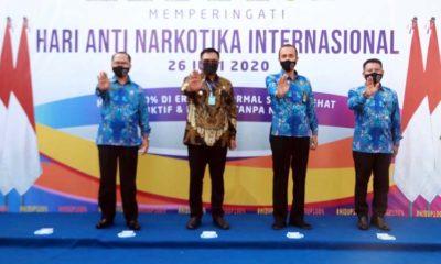 Peringati HANI, Wawalikota Malang Ingatkan ASN Tidak Main-Main dengan Narkoba