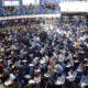 Suasana seleksi masuk Polinema tahun lalu, diikuti 9.583 peserta. (dok)