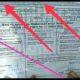 Bukan Surat Tilang melainkan surat teguran berlogo Polantas masa PSBB. (ist)