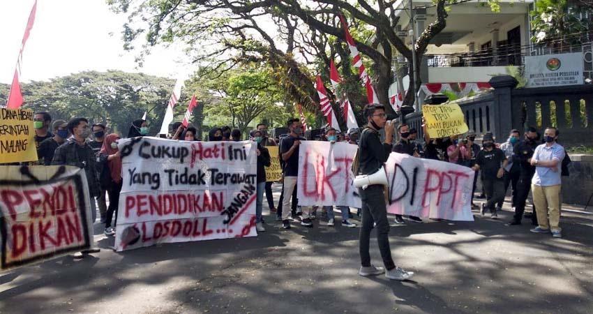 BEM Malang Raya Gelar SERAMA, Pemkot Janji Bantu Tuntutan Mahasiswa