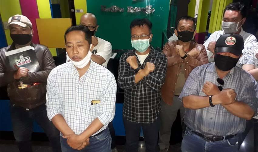 Bambang Hermanto, ketua Perkahima Malang. (gie)