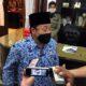 Wali Kota Malang saat menjelaskan tentang parkir online