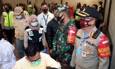 Kota Malang Zona Merah, Ciduk 3 Warga Reaktif, Jukir Masuk Isolasi, Warung Ditutup