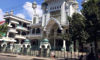 Masjid Agung Jami' Gelar Sholat Idul Adha dan Sembelih Kurban
