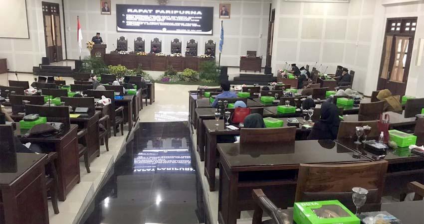 Paripurna Dewan Kota Malang Hasilkan 4 Ranperda