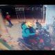 Aksi Curanmor Sejoli terekam CCTV. (repro)
