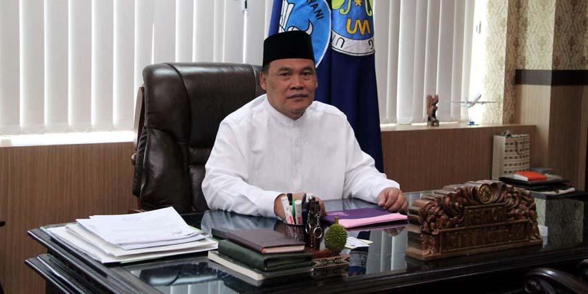 Rektor UM Prof Dr H AH Rofi' uddin, M.Pd. (Ist)