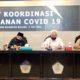 Walikota Malang Gelar Rakor Penanganan Covid-19 Bidang Kesehatan, Tekan Penambahan Positif
