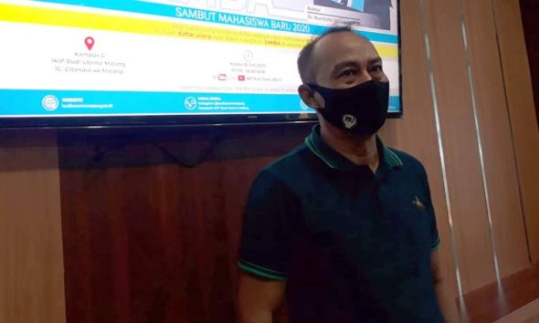 Go To Samba 2020 Episode 1, IBU Sambut Mahasiswa Baru Saat Pandemi Covid-19