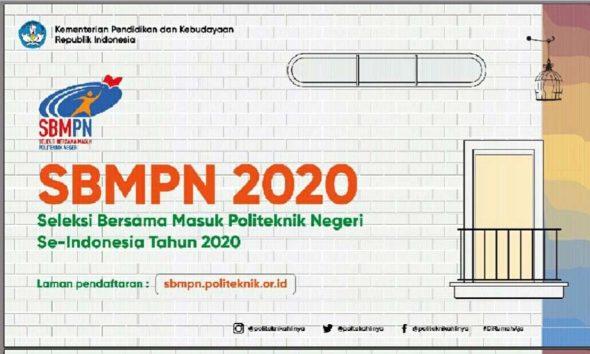 Hasil Seleksi Bersama Masuk Politeknik Negeri 2020, Diumumkan 4 Juli Dinihari