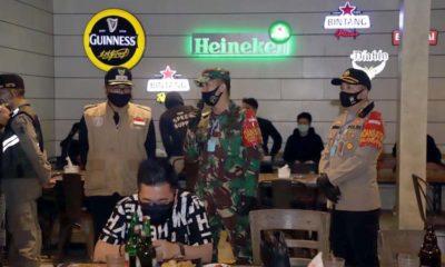 Kota Malang Zona Merah, Opsgab Digeber, Pengunjung Kafe Reaktif Dikirim ke Rumah Isolasi