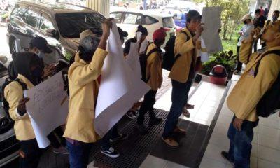 Mahasiswa Universitas Wisnuwardhana Demo, Tuntut Keringanan SPP 50 Persen
