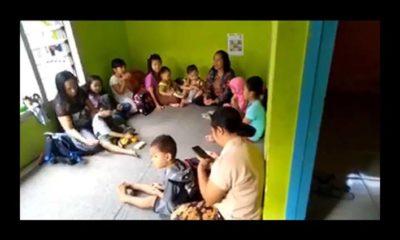 Obati Kangen, Guru Paud Luangkan Waktu Mengajar di Rumahnya