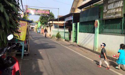 Wilayah Mergosono sudah kembali normal pasca PSBL