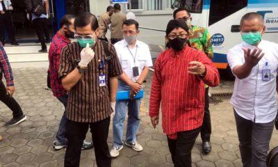 Walikota Malang Monitoring ke BRI Martadinata, Pastikan Keamanan Karyawan dan Nasabah