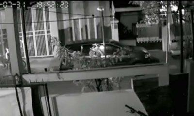 Rekaman CCTV pencurian sepeda. (Ist)