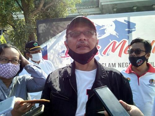 Rektor UIN Maliki Malang, Prof. Abdul Haris.