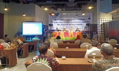 Workshop Penyusunan dan Digitalisasi Perangkat Diklat Daring Upskilling Dan Reskilling yang digelar BBPPMPV BOE Malang di Hotel Atria. (ist)