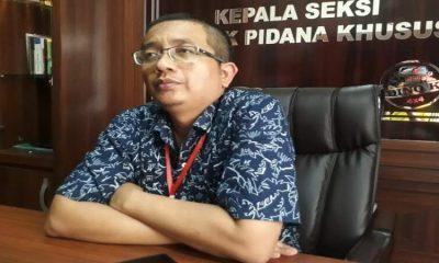 Kasi Pidsus Kejaksaan Negeri Kota Malang Dino Kriesmiardi SH MH. (gie)