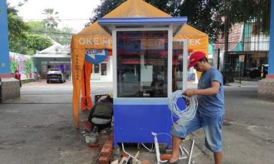 Dishub Kota Malang Bangun E-Parking