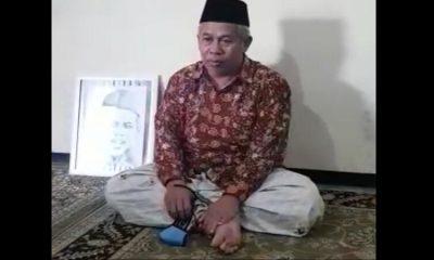 Ketua PWNU Jatim KH Marzuqi Mustamar.(ist)