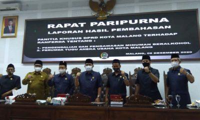 Ranperda Tentang Perumda Tunas Kota Malang