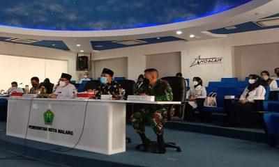 Wali Kota Bersama Forkopimda Malang Gelar Forum Konsultasi Publik Rancangan RKPD