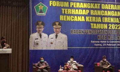 Bapenda Malang Siap Tingkatkan Kerjasama dengan DisnakerPMPTSP, Berkaitan Urusan IMB