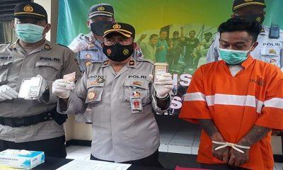 Simpan SS di Kemasan Kopi, Perawat Burung Kontes Bandulan Ditangkap Polisi