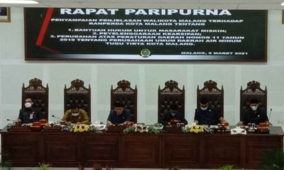 Eksekutif Ingatkan DPRD Malang Soal Pembahasan Tiga Ranperda