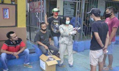 Lapas Kelas 1 Malang Sebar 6500 Masker ke Warga Binaan