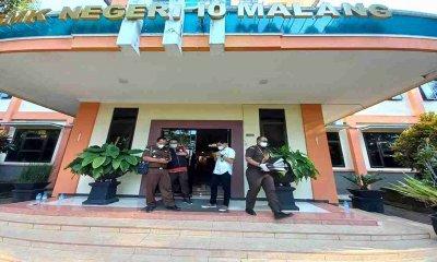 Dugaan Korupsi Dana BA BUN 2019, Penyidik Kejaksaan Geledah SMKN 10 Kota Malang