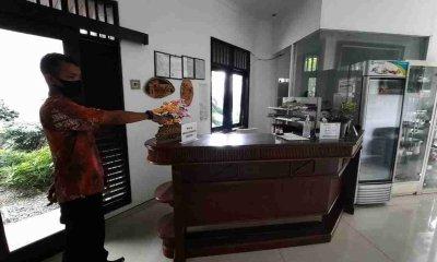Maling Satroni Tlogomas Guest House, Uang Rp 9,2 Juta Raib